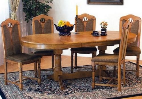 Europa table Paris chair