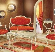 Холл Ludovic xv
