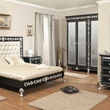 Спальня Ravena Black